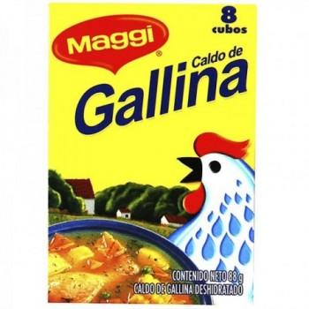 Maggi Caldo de Gallina x 8