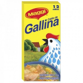 Maggi Caldo de Gallina x 12