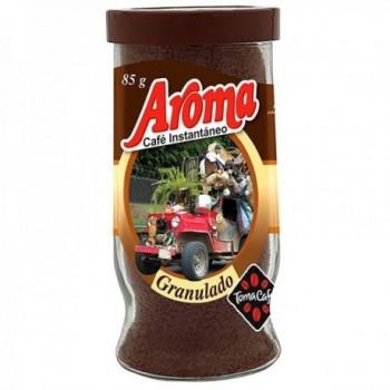 Cafe Granulado Aroma x 85 gr