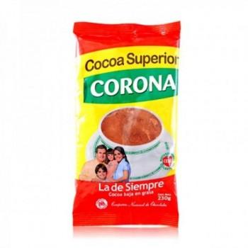Cocoa Corona baja en Grasa...