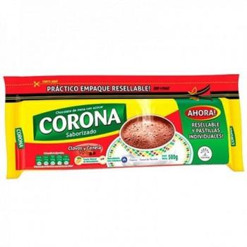 Chocolate mesa Corona...