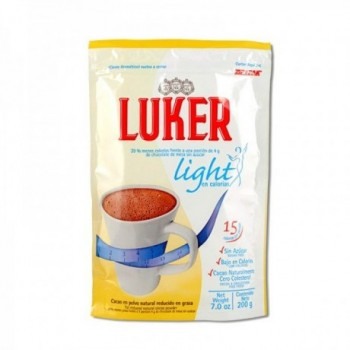 Luker Light sin Azucar x...