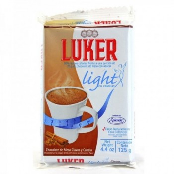 Luker Mesa Light  Splenda...