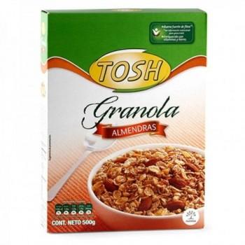 Granola Tosh Almendras x...