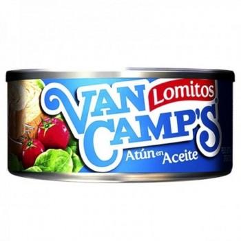 Van Camps Lomitos Aceite...