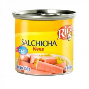 Salchicha Tipo Viena Rica...
