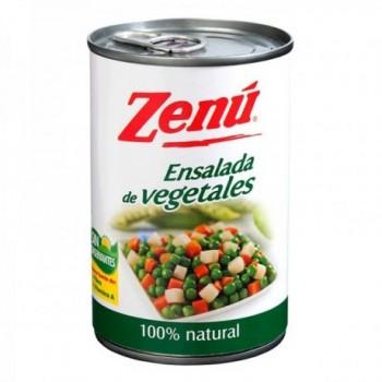 Ensalada de Vegetales Zenu...