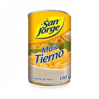 Maiz Tierno San Jorge x 300 gr
