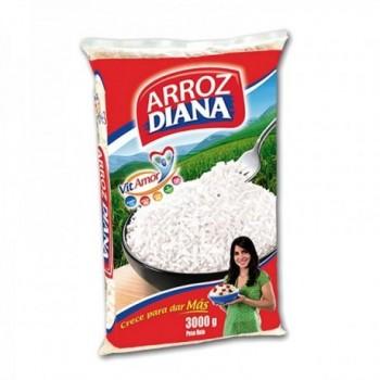 Arroz Diana x 3 Kg
