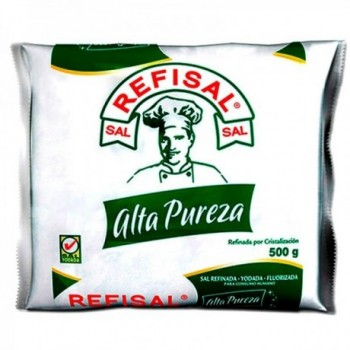 Refisal Alta Pureza x 500 gr