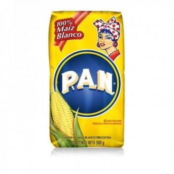 Harina PAN Maiz Blanco 500 gr