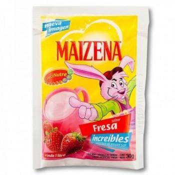 Colada Fresa Maizena  30gr