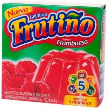 Gelatina Frutiño x Caja...