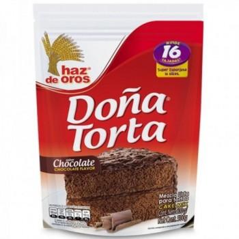 Doña torta chocolate x 500g