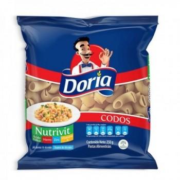 Codos Doria x 250 gr