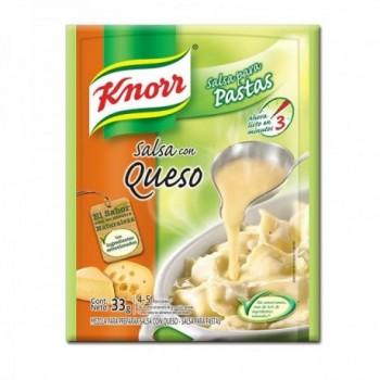 Salsa con Queso Knorr