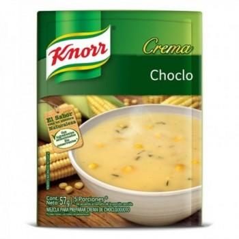 Crema de Choclo Knorr x 57 gr