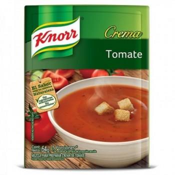 Crema de Tomate Knorr x 64 gr