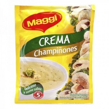Crema Champiñones Maggi
