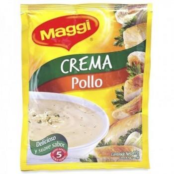 Crema de Pollo Maggi x 76 gr