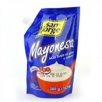 Mayonesa San Jorge x 380 gr