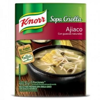 Sopa Ajiaco Knorr x 51 gr