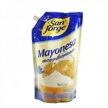 Mayonesa San Jorge x 1000 gr
