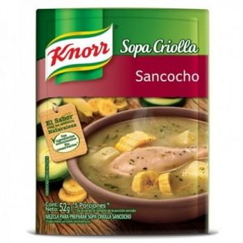 Sopa de Sancocho Knorr x 52 gr