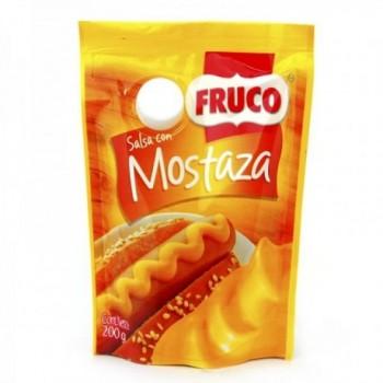 Mostaza Fruco x 200 gr
