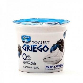 Yogurt Griego Mora y...