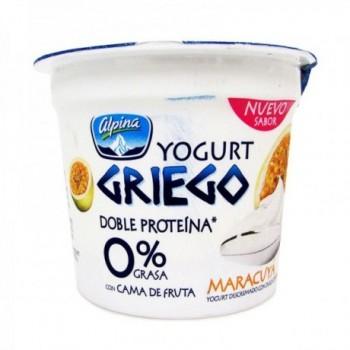 Yogurt Griego de Maracuya x...