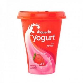 Yogurt Alqueria con Fresa x...