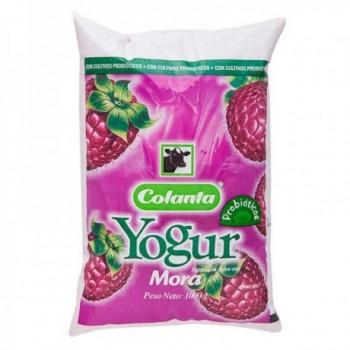 Yogur de Mora Colanta x...