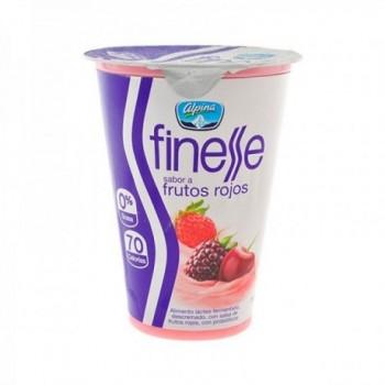 Finesse Frutos Rojos 180 gr