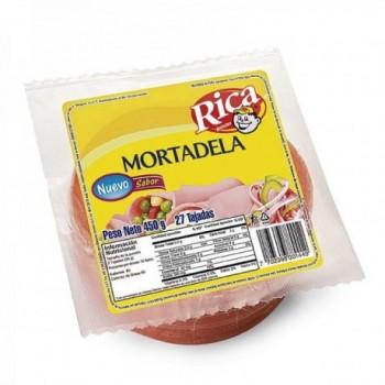 Mortadela Rica * 450 gr