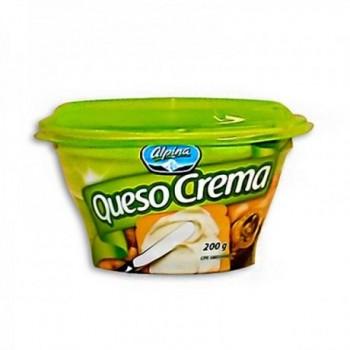 Queso Crema Alpina * 200 gr