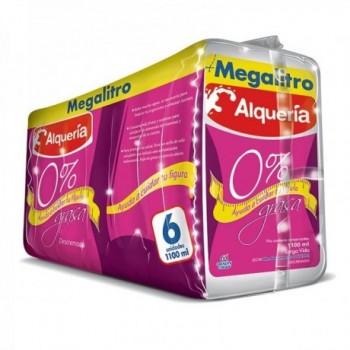 Leche Alqueria 0% Grasa 6...