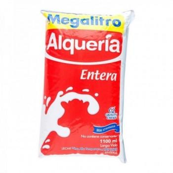 Leche Entera Alqueria 1.1 L.