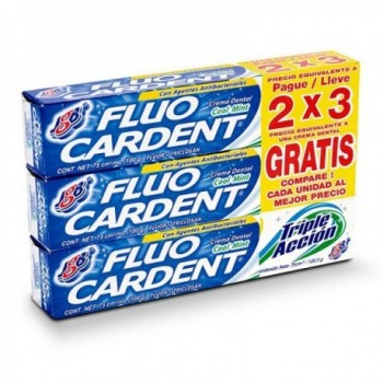 Crema Fluo Cardent Triple...