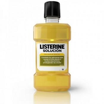 Listerine Solucion 500ml.