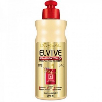 Elvive Crema Reparaci0n 300ml.
