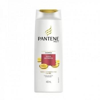 Pantene rizos Shampoo 400ml.