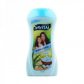 Savital Biotina Shampoo 550ml.