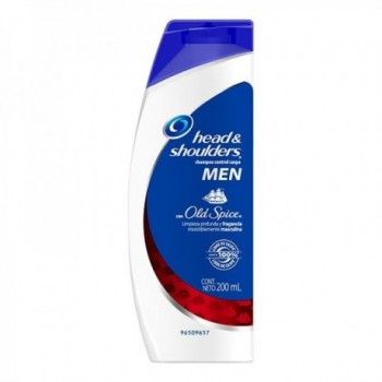 H&S Shamp Men Old Spice 200ml.