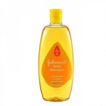Shampoo Johnsons baby 400ml.