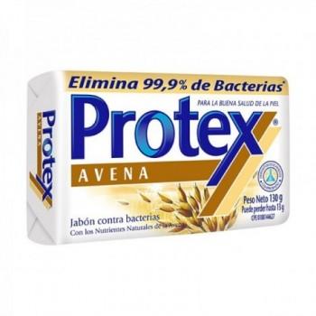 Jabon Protex Avena 120g x 3...
