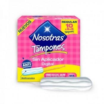 Tampones Nosotras Regular...