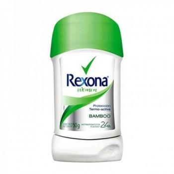 Desodorante Rexona Bamboo 50g.