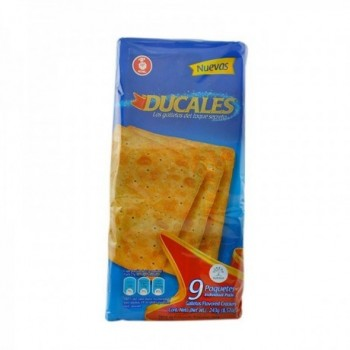 Galletas Ducales 9pqt.