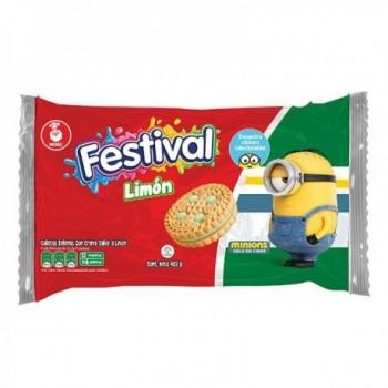 Galletas Festival Limon...